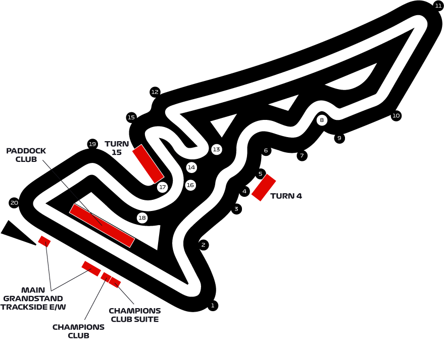 CIRCUIT OF THE AMERICAS™